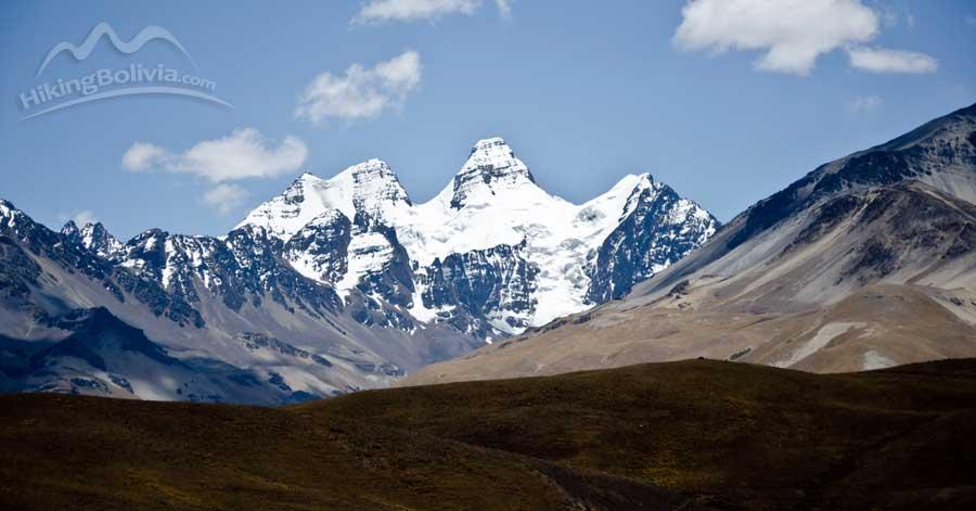 CABEZA DE CONDOR 5.648 m – 18.0696 ft. Escalada 3 Dias